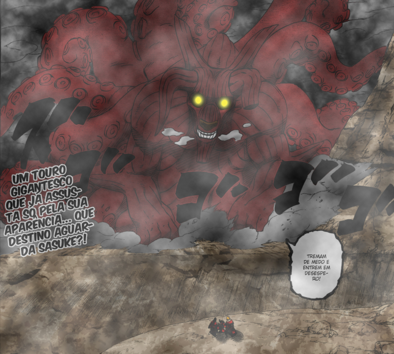 Killerbee vs Sasuke