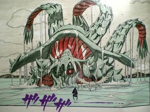 wallpaper naruto shippuden 2. Naruto Shippuden 2 Tails SANBI